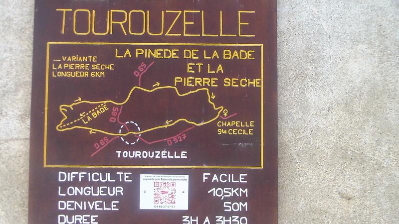 Samedi 06 Mai Tourouzelle :  La pinède de la Bade Sam_0717