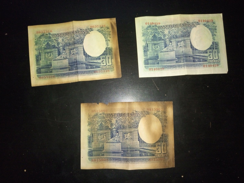 50 pesetas 1935 valor P7042819
