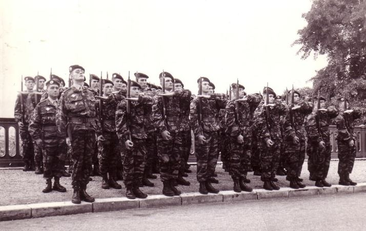 le 1er RCP années 60 12r10