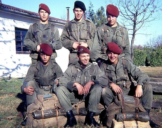 La 3 au camp d'Idron 1975_n10