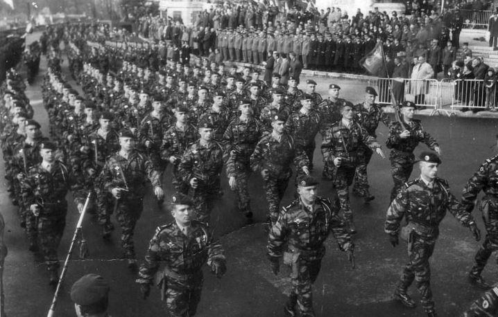le 1er RCP années 60 1r10