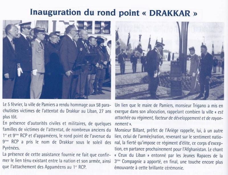 en 2011 un rond point Drakkar à Pamiers Rond_p10