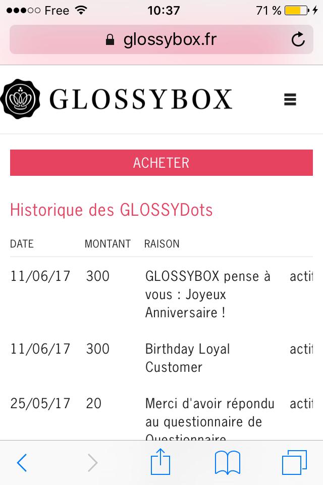 [Juin 2017] Glossybox  - Page 4 Image12