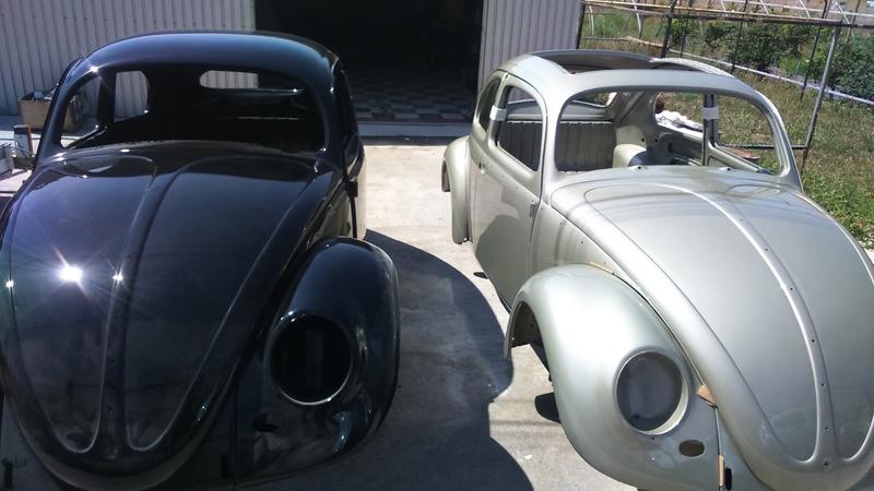 Restauro do VW 1200 de 1954 2016-016