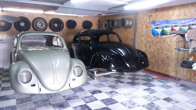 Restauro do VW 1200 de 1954 2016-022