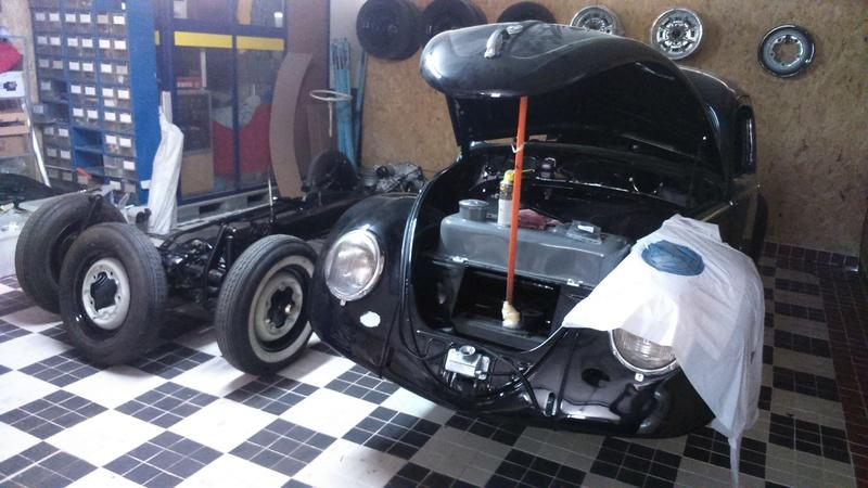 Restauro do VW 1200 de 1954 2016-127