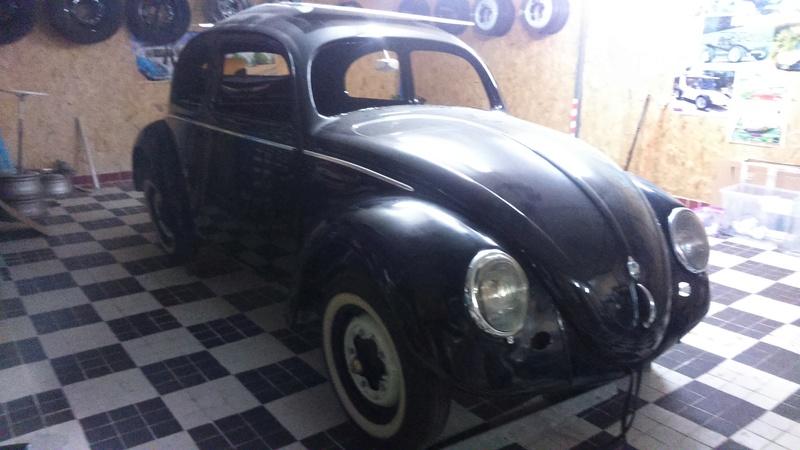 Restauro do VW 1200 de 1954 2016-133