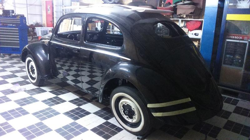 Restauro do VW 1200 de 1954 2016-134