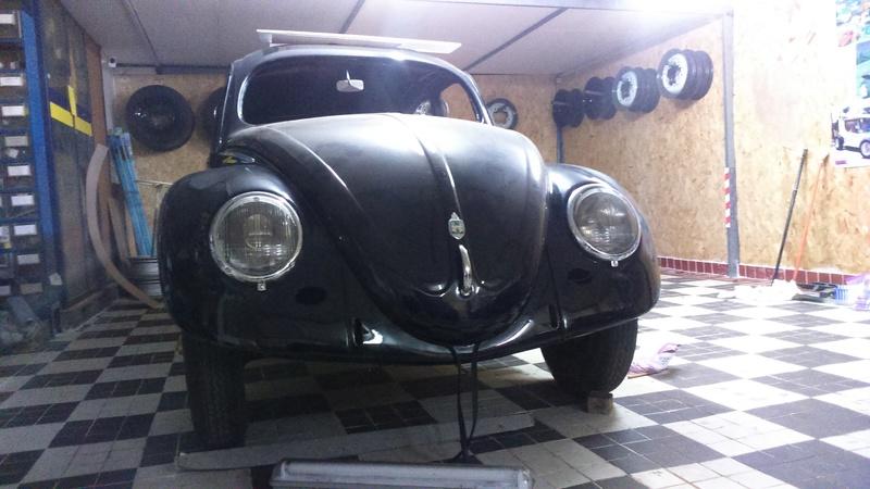 Restauro do VW 1200 de 1954 2016-136