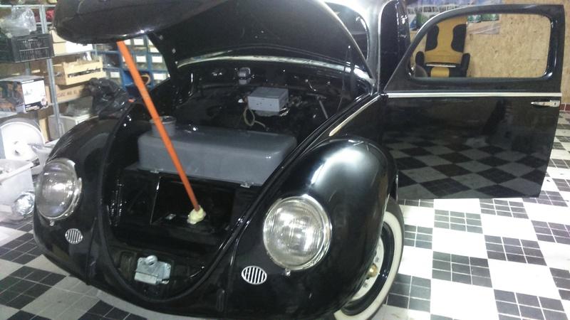 Restauro do VW 1200 de 1954 2016-138