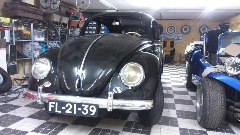 Restauro do VW 1200 de 1954 2016-139