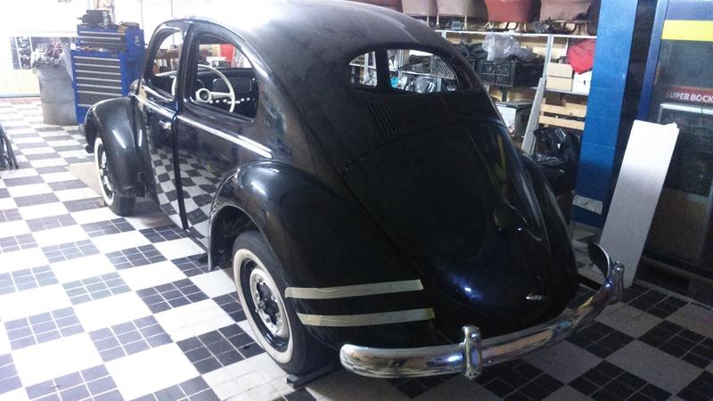 Restauro do VW 1200 de 1954 2016-145