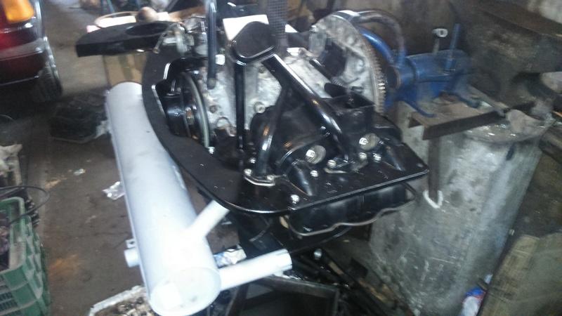 Restauro do VW 1200 de 1954 2016-162