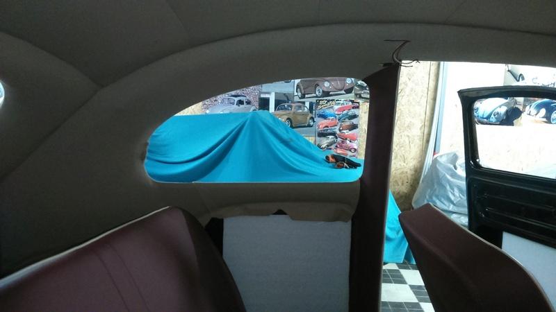 Restauro do VW 1200 de 1954 2016-166