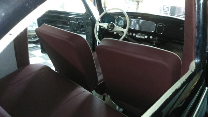 Restauro do VW 1200 de 1954 2016-167