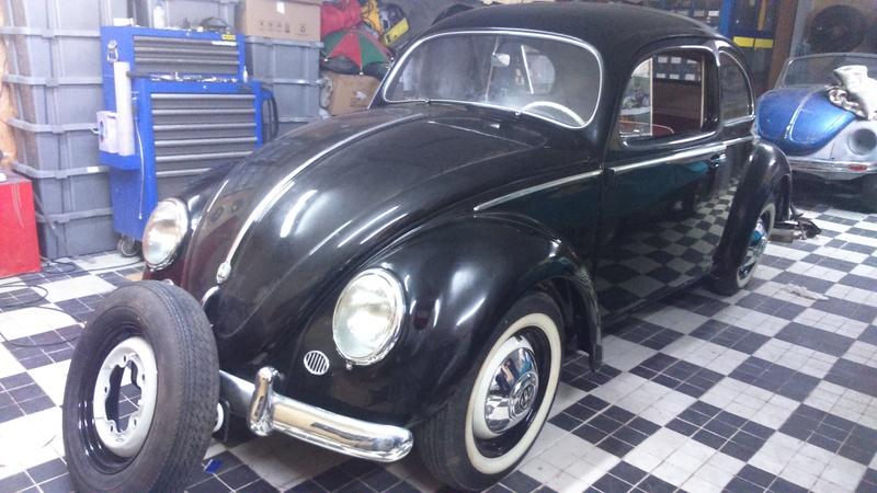 Restauro do VW 1200 de 1954 2016-169