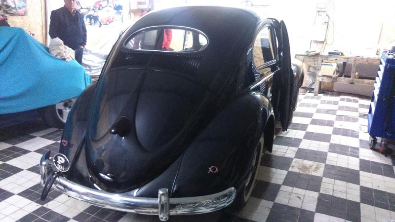 Restauro do VW 1200 de 1954 2016-170