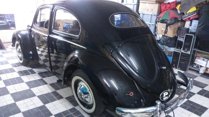 Restauro do VW 1200 de 1954 2016-171