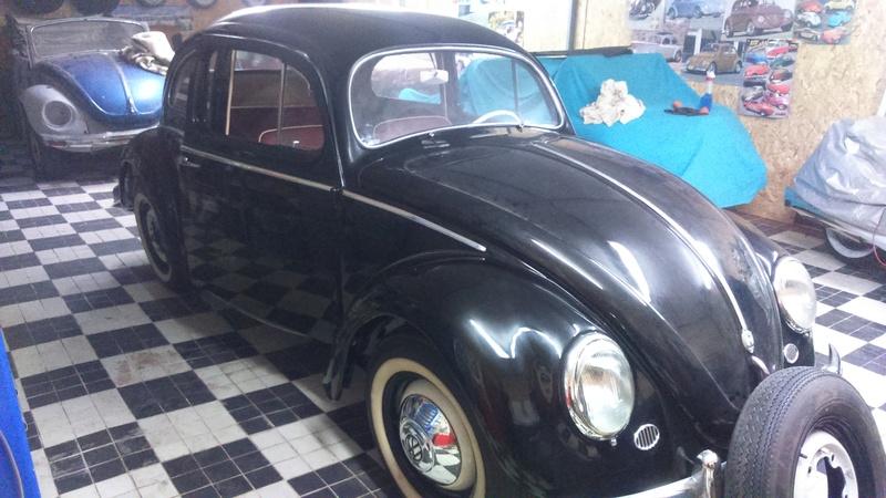 Restauro do VW 1200 de 1954 2016-172