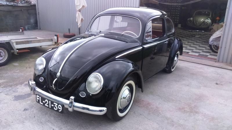Restauro do VW 1200 de 1954 2016-175