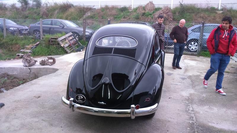 Restauro do VW 1200 de 1954 2016-176