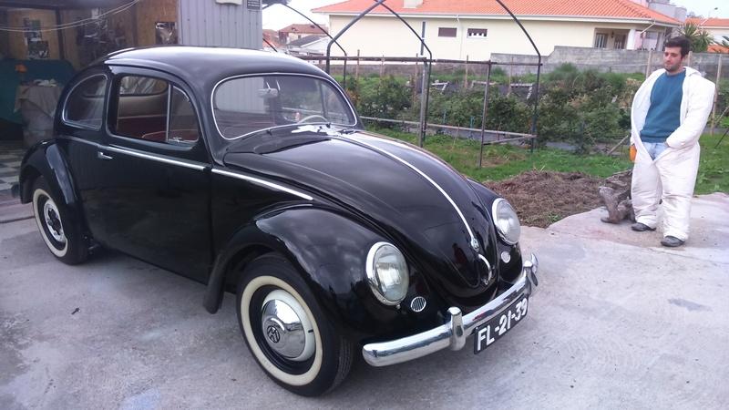 Restauro do VW 1200 de 1954 2016-178