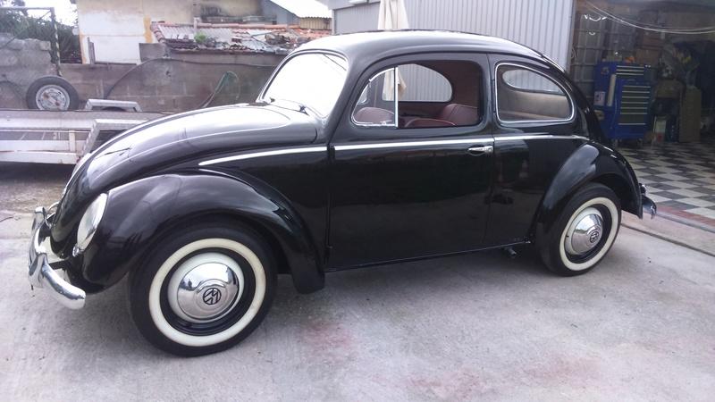 Restauro do VW 1200 de 1954 2016-179