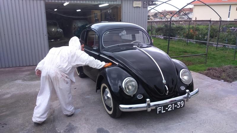 Restauro do VW 1200 de 1954 2016-182