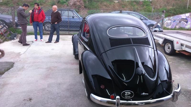 Restauro do VW 1200 de 1954 2016-183