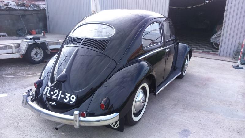 Restauro do VW 1200 de 1954 2016-187