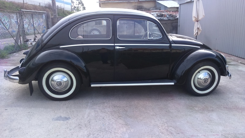 Restauro do VW 1200 de 1954 2016-192