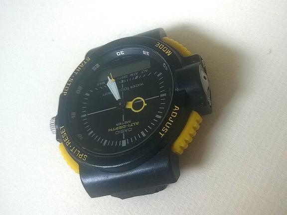 9c26020b2b2f Vintage CASIO ARW-320 à ressuciter... Casio10