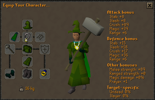 Vorhala's list of Goals and PK Diary Screen30