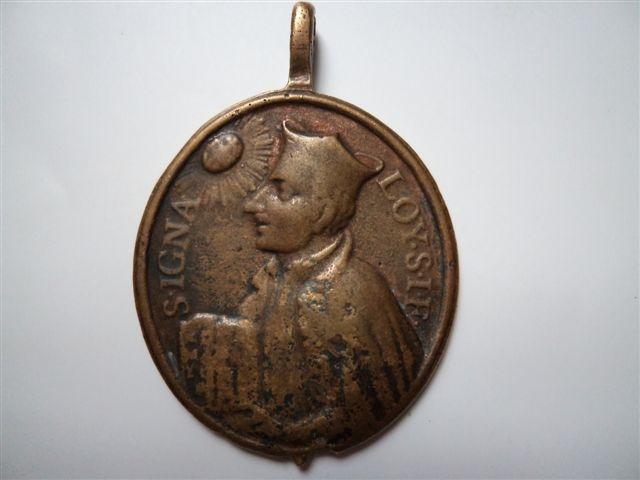 Medalla San Ignacio de Loyola / Stanislao Medall15