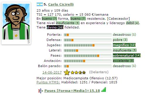 En caso de Ascenso a IV/Otra temporada en V = Que Fichajes Haríais ? (Estoy 2º) 5-cici12