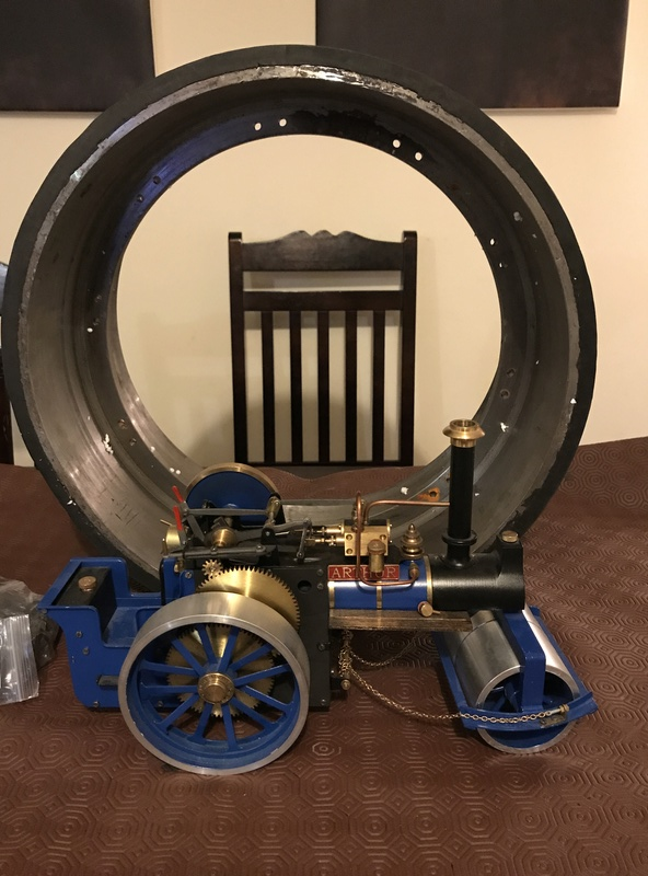 "'The boys' 4"" Burrell Roller build Img_1211"