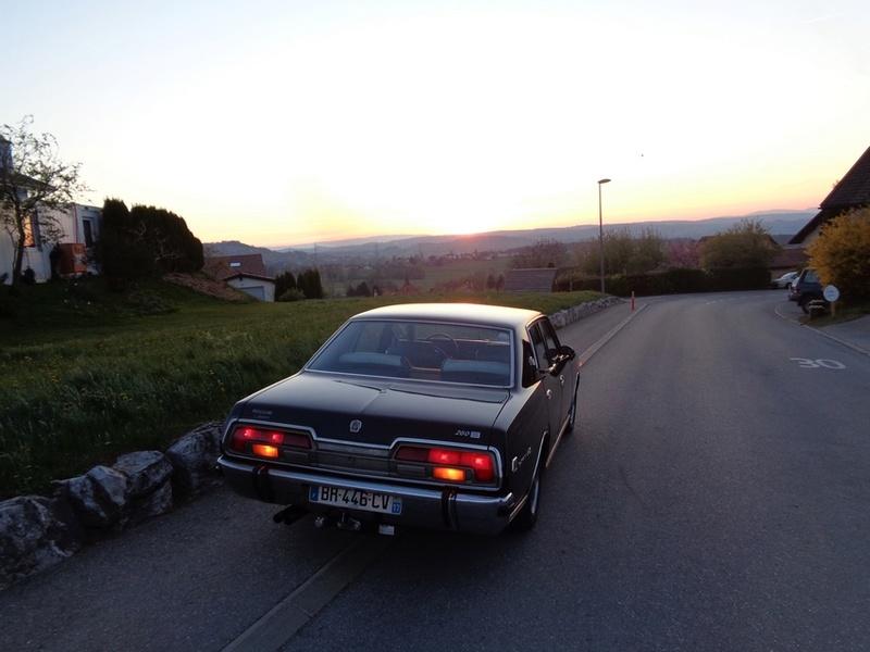 DATSUN 260C HL330 CONNUE ICI A C HANGE DE MAIN Datsun12