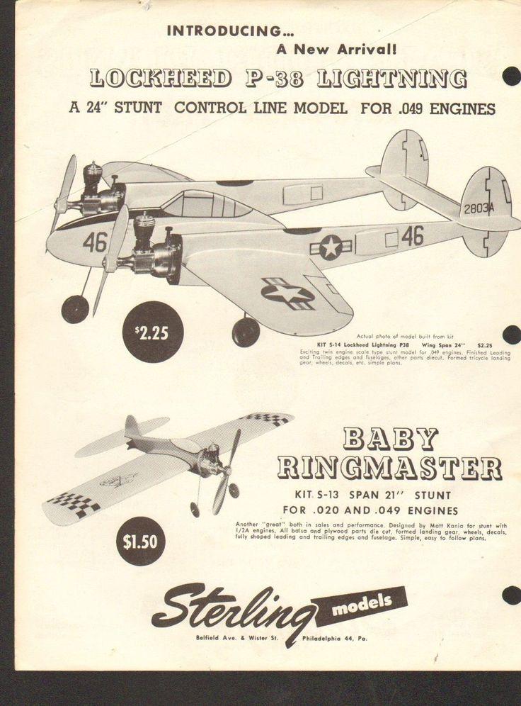 Aeromodelismo clássico - Modelos, kits, motores e tudo mais  - Página 4 75863c10