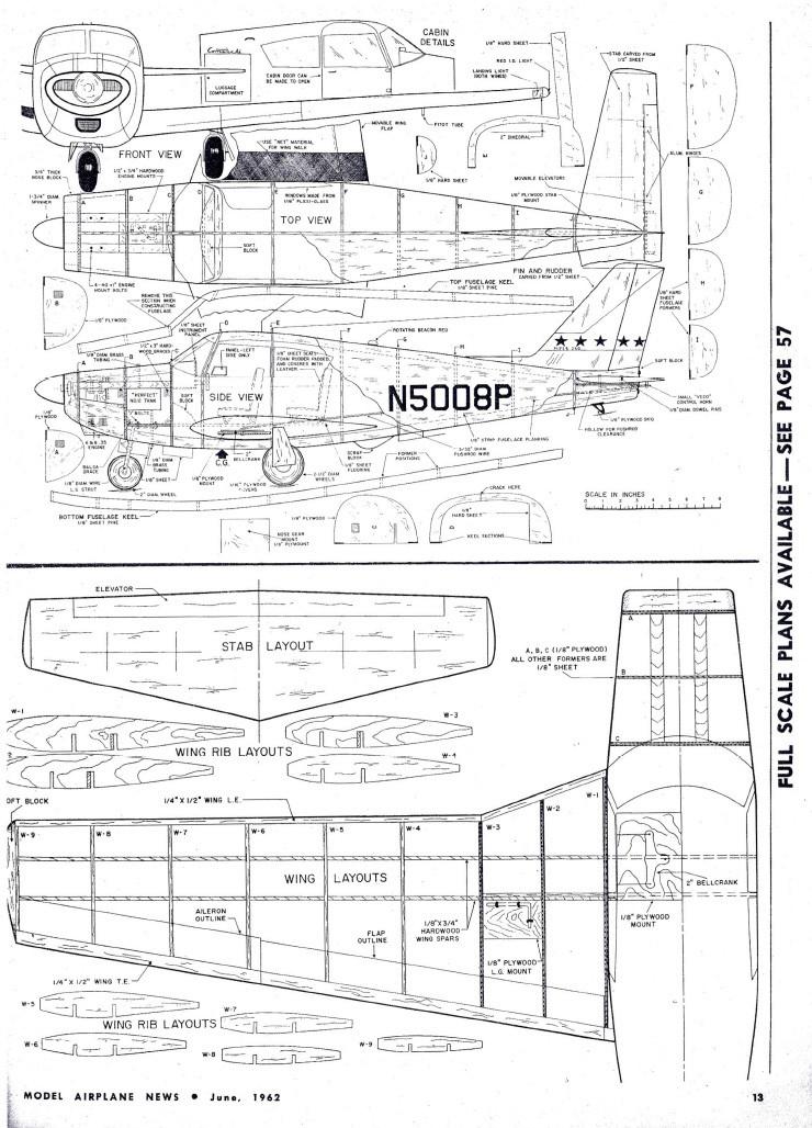Aeromodelismo clássico - Modelos, kits, motores e tudo mais  - Página 4 Comman11