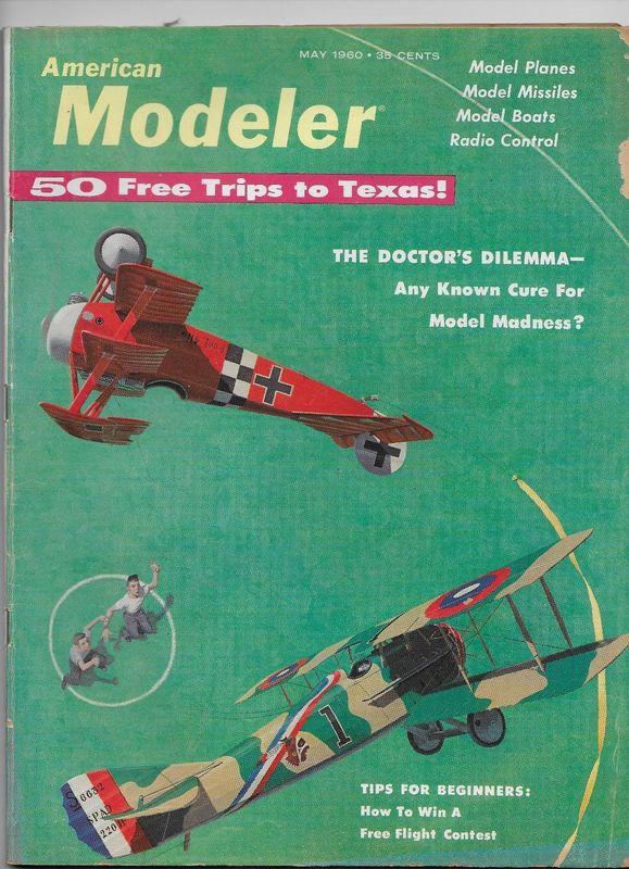 Aeromodelismo clássico - Modelos, kits, motores e tudo mais  - Página 5 Cover_10