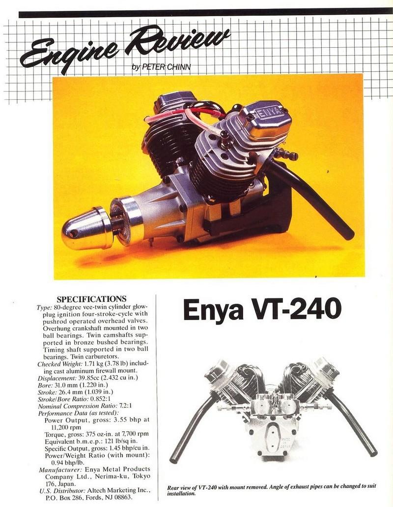 Motores antigos - lixo para uns, tesouro para outros - - Página 16 Enya_v10