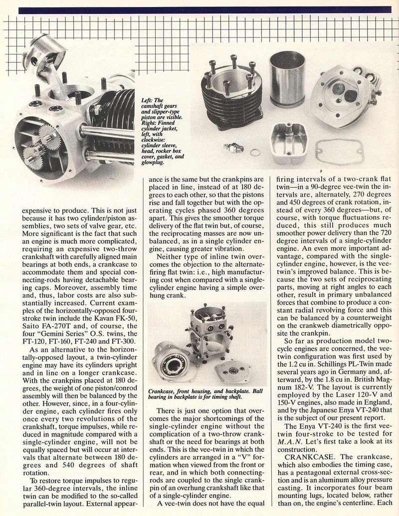 Motores antigos - lixo para uns, tesouro para outros - - Página 16 Enya_v12