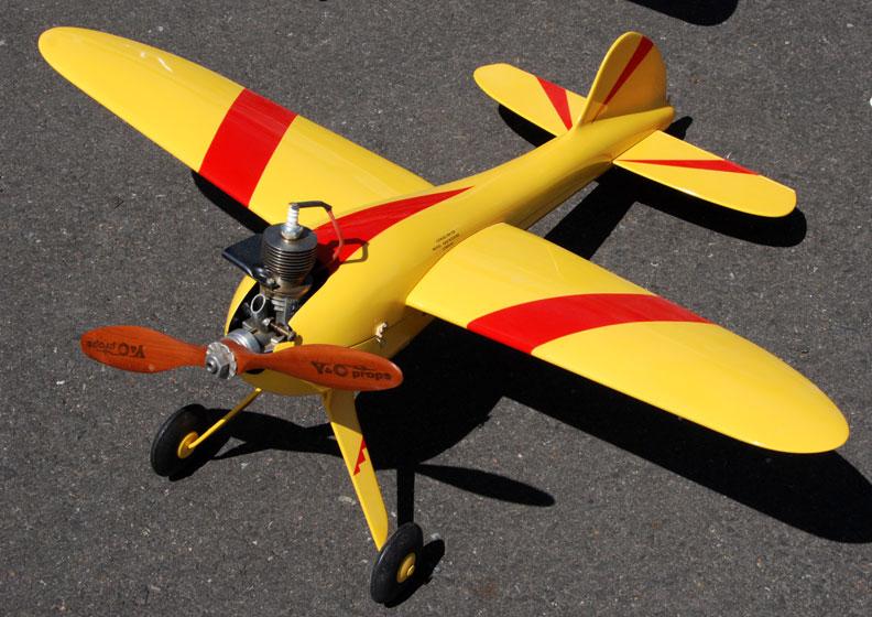 Aeromodelismo clássico - Modelos, kits, motores e tudo mais  - Página 4 Parker10
