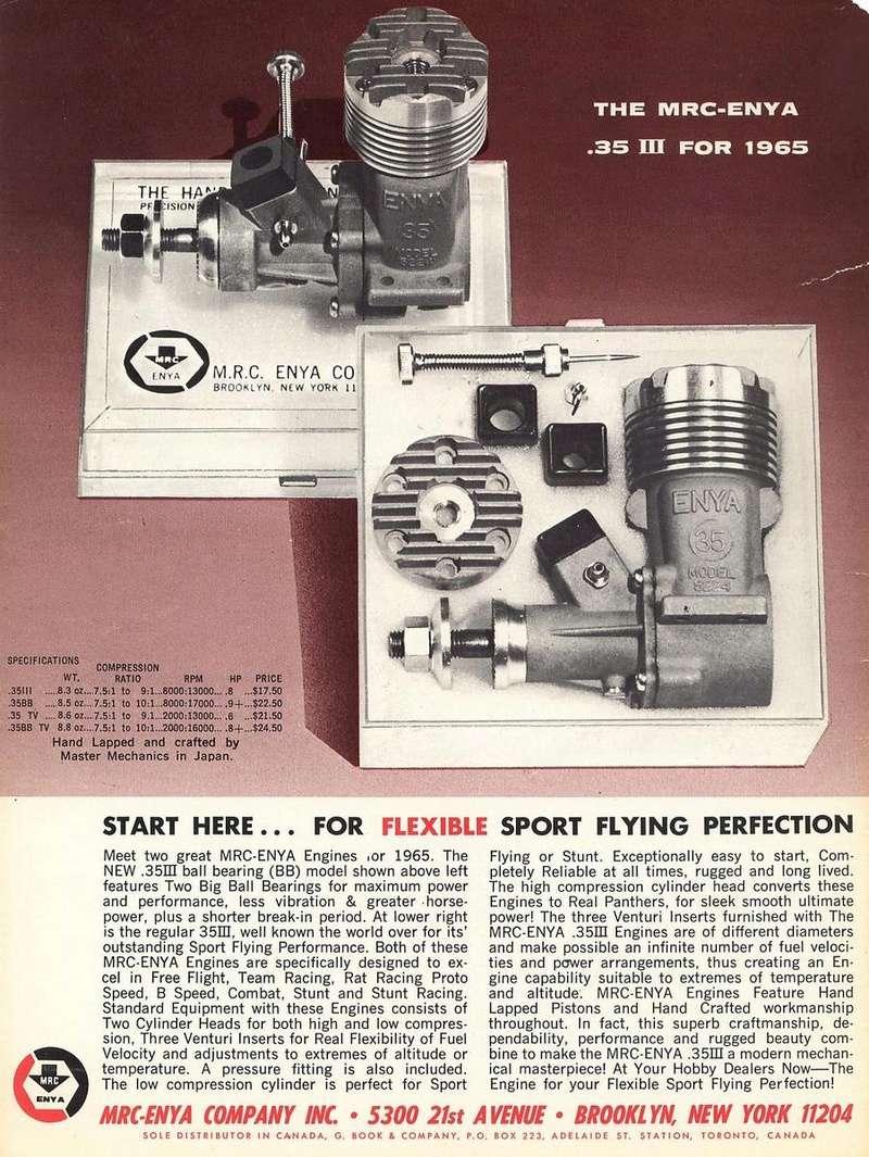 Motores Enya  uma questão  da Mais  Alta tecnologia   - Página 11 Scan2011