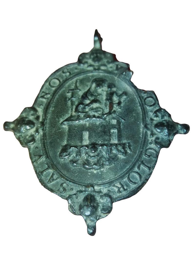 N.S. de Loreto / S. Antonio de Padua y Sta. Isabel de Portugal (R.M. Pe Loreto 43) 110