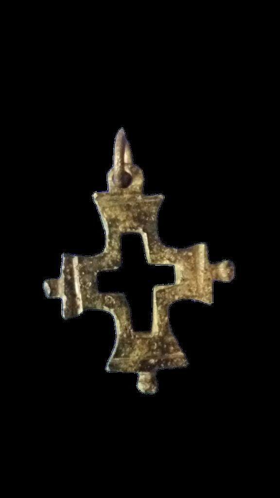 alguien me puede dar información sobre esta cruz 1311