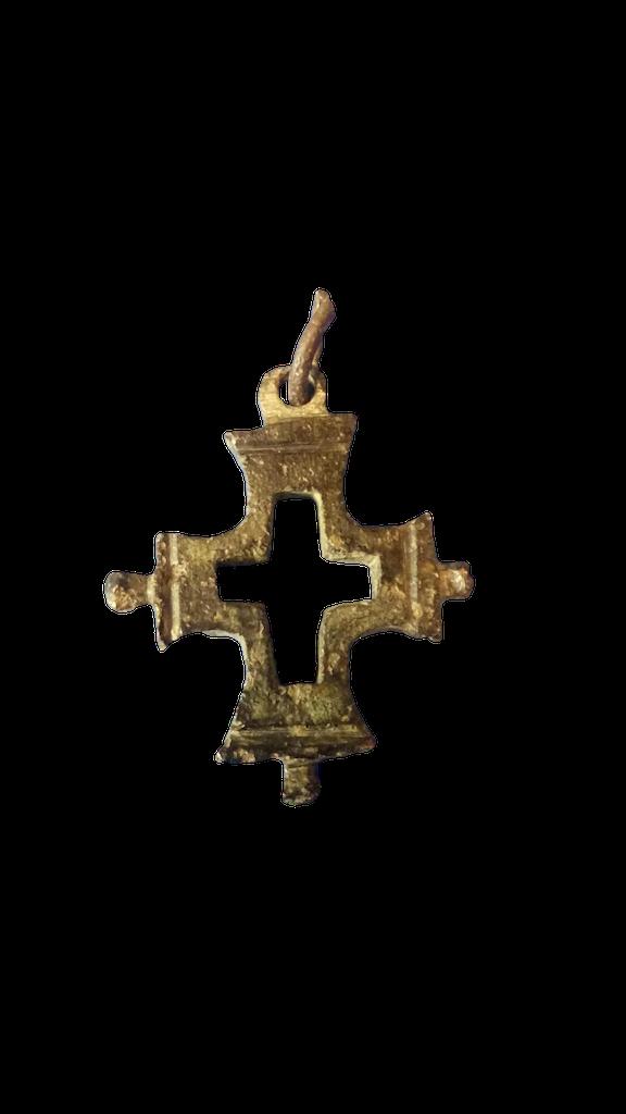 alguien me puede dar información sobre esta cruz 13a11
