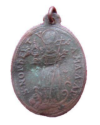 San Norbert de Xanten -Notre Dame de Benoite Vaux (R.M. SXVIII-O426) (AM) 3310