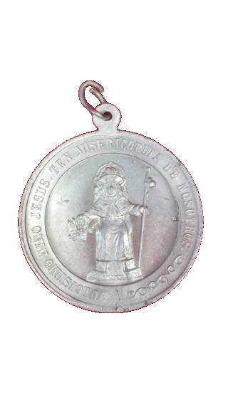 Santo Niño Jesús de Atocha / Ntra. Sra. de la Candelaria, S. XX 413