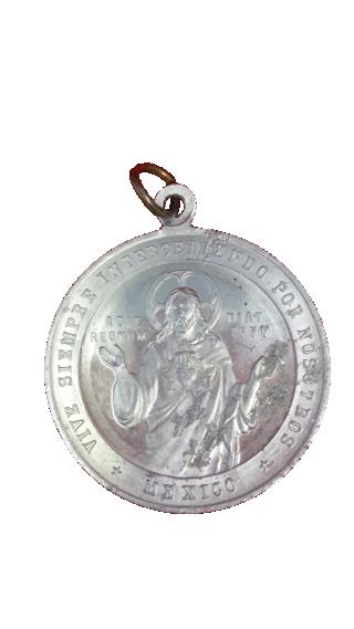 ¿Quién me kan dice algo sobre esta medalla de aluminio? 513